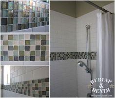 Oceanside Tile in Kids Bath