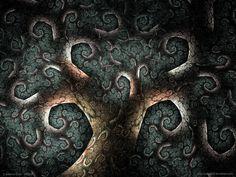 The Dark Forest by psion005 on DeviantArt