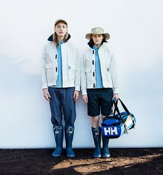 LOOKBOOK 2014 SPRING / SUMMER COLLECTION | HELLY HANSEN