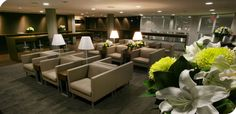 Porter Airport Lounges
