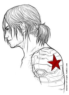 weaver-of-night tumblr:  the winter soldier