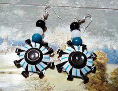 Capsule e perle di vetro per i miei nuovi orecchini