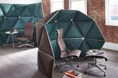 Acoustic Design alexander lorenz designs kivo furniture system for herman miller
