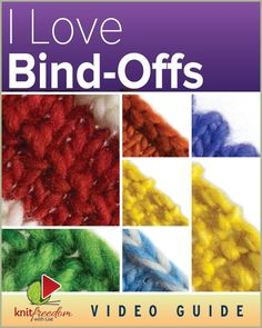 What All The Bind-Offs Look Like: A Bind-Off Extravaganza | KnitFreedom
