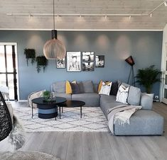 [New] The 10 Best Home Decor (with Pictures) - What a gorgeous living room! (c) owners Cozy Living Rooms, Home Living Room, Living Room Designs, Living Room Decor, Living Spaces, Small Living, Home Design, Interior Design, Modern Interior