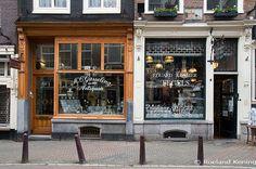Amsterdam shopfronts