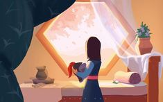 Uploaded by Alin Z. Find images and videos about disney and mulan on We Heart It - the app to get lost in what you love. Disney Pixar, Disney Animation, Disney And Dreamworks, Disney Cartoons, Disney Movies, Disney Characters, Punk Disney, Disney Kunst, Arte Disney