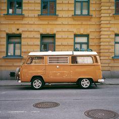 .My old van ....