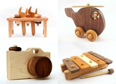 10 awesome wooden toys from etsy