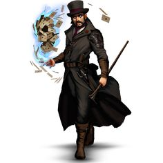 Malifaux - Jakob Lynch - My best design list Fantasy Character Design, Character Creation, Character Design Inspiration, Character Concept, Character Art, Dungeons And Dragons Characters, Dnd Characters, Fantasy Characters, Fantasy Rpg