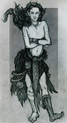 Oglisbarn by SceithAilm.deviantart.com on @DeviantArt