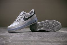 """Nike Air Force 1 Low """"Grey & Translucent"""""""