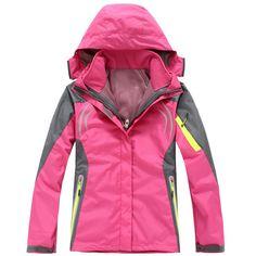 2016 Women hiking Clothing Outdoor Sport Windbreaker Skate Rain Coat Winter Ski Tech Fleece Softshell Wateroproof Jacket 3in1 #clothing,#shoes,#jewelry,#women,#men,#hats,#watches,#belts,#fashion,#style Clothing, Shoes & Jewelry - Women - women's hiking clothing - http://amzn.to/2lL1pwW