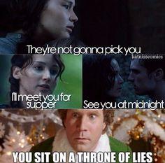 #Katnisscomics #Instagram #Elf LOL