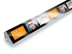 Shelfvision-Displays der zweiten Generation (Foto: Display Solution AG)