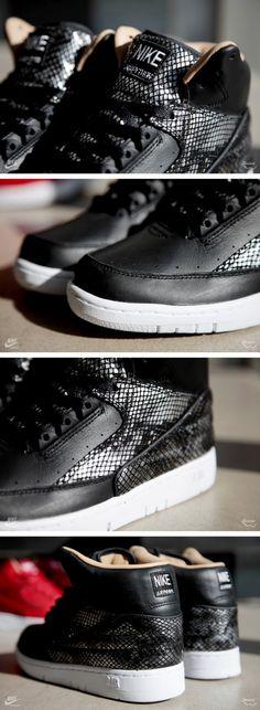Black Nike Air Python