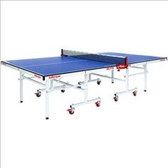 Killerspin MyT5 Indoor Table Tennis Table - Blue #PingPong