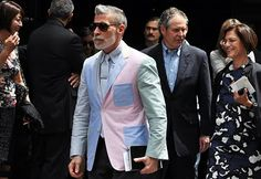 Sartorially Inclined: Anatomy Of A Badass: Nick Wooster