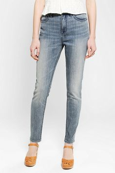 BDG Twig High-Rise Jean - Tokyo Wash Available in Two Lengths!