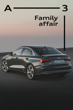 From 1996 to 2020: four generations of the Audi A3. A beautiful evolution - welcome to the most digital and innovative model ever. #Audi #AudiA3 Family Affair, Amazing Cars, Audi A3, Editorial Fashion, Evolution, Digital, Model, Beautiful, Autos