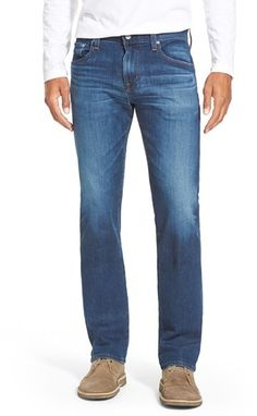 AG 'Matchbox' Slim Fit Jeans (11 Year Root)