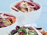 Asian Vegetable Slaw Recipe