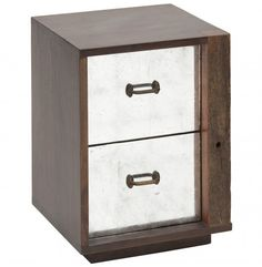 James End Table Right - Furniture - Bedroom - Nightstands
