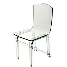 Shop Modern Dining Chairs and Contemporary Side Chairs at YLiving. Find the best dining chair to compliment your dining table. Modern Dining Chairs, Dining Table, Acrylic Chair, Best Dining, Modern Lighting, Side Chairs, Modern Contemporary, Armchair, Furniture