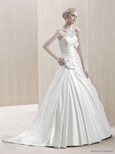 Blue by Enzoani Wedding Dresses 2012 | Wedding Inspirasi