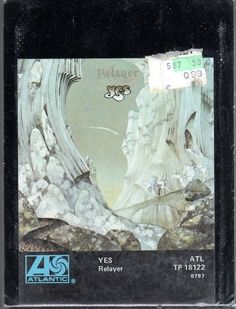 Yes - Relayer (8-Track Cartridge, Album) at Discogs