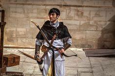 Ranger Axe Irontoe of Bartensia