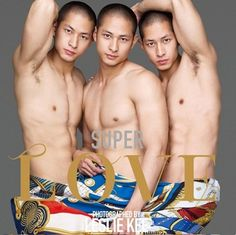 The Luu Triplets Photographed by Leslie Kee
