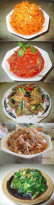 Рецепты классических корейских салатов, от которых слюньки текут!! Такие ароматные и вкусные, просто класс! Простые и легкие в приготовлении! Попробуйте и Вы!!