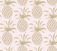 Pineapple Wallpaper Roundup - The Hawaiian Home