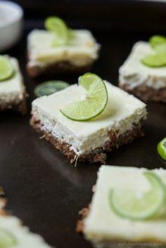 Key Lime Cheesecake Bars-4