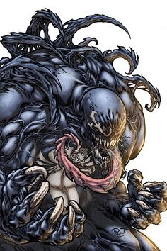 Venom by Paolo Pantalena