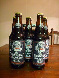 Beer Groomsman Gift