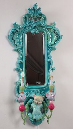 wallacavage_mirror_72dpi by Hi-Fructose Magazine, via Flickr