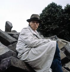 Joseph Beuys by Robin Holland