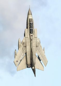 RAF Tornado GR4 - 'The Electric Flick-knife'