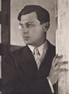 Tristan Tzara, 1926 by André Kertész Tristan Tzara, Andre Kertesz, Marcel Duchamp, Beautiful Creatures, Vintage Men, In This World, In The Heights, Actors, Black And White