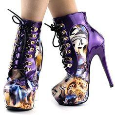 Shoes: Show Story Stunning Purple Special Occasion Stilettos EVE Pumps, LF80831PP41, 10US, Purple -  List Price: $79.99 Sale Price: $34.99