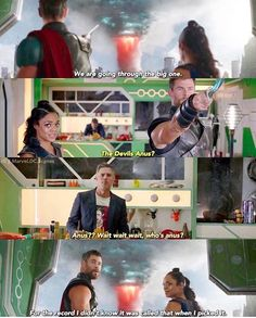 Thor Ragnarok was the best