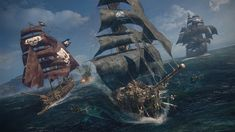 Skull & Bones on PS4, Xbox One, PC | Ubisoft (US) Video Game News, News Games, Video Games, Chengdu, Aladdin, Will Smith, Toy Story, Playstation, Ps4