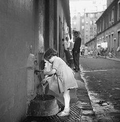"""Paris 1960 """"Belleville"""""""