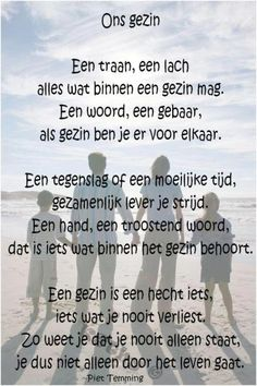 Quotes For Kids, Family Quotes, Epilepsy Quotes, Inspirational Text, Dutch Quotes, Spiritual Thoughts, Love My Kids, Word Families, Motivational Posters