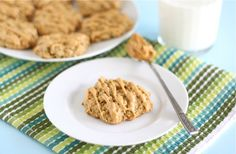 PB, Banana, and Honey Cookies.  These are always a hit!