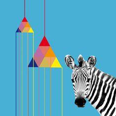 LITTLE ANIMALS INSIDE MY HEAD by Vivian Pantoja, via Behance