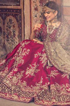 #Shehnaai #Collection #Bridal2018 #BridalWear #Bridal