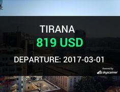 Flight from Charlotte to Tirana by Turkish Airlines    BOOK NOW >>>